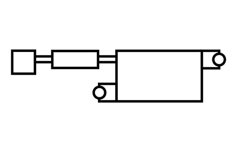 Reefer Funksensor 433 MHz