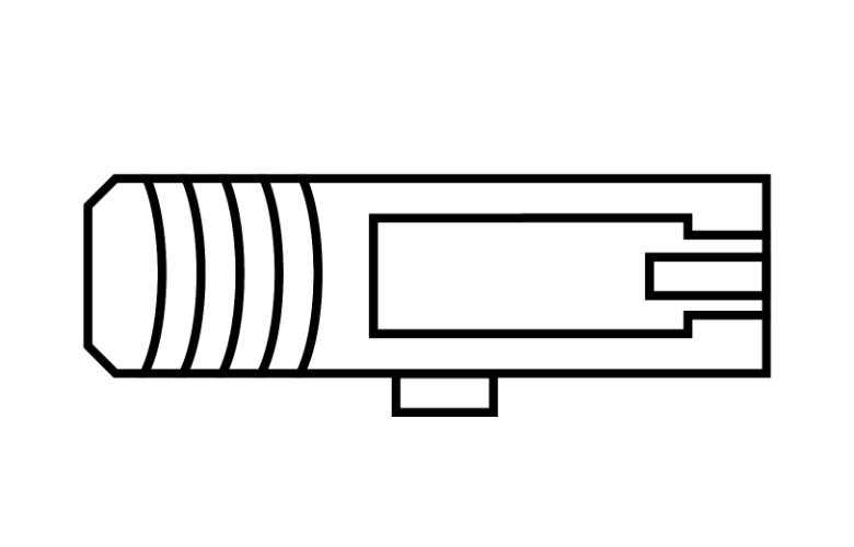 TPMS Sensor mit Klappverschluss