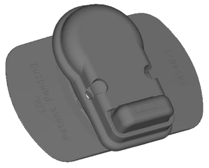 TPMS Sensoren zum Einkleben in Reifen